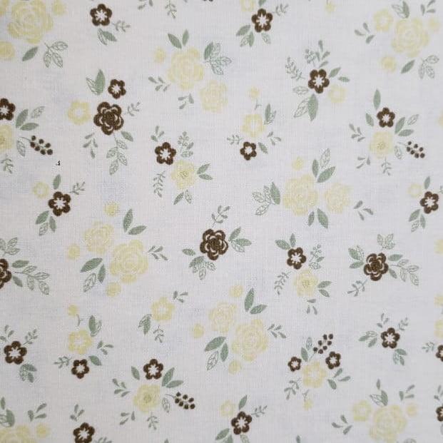 Tricoline -  Floral - Fabricart