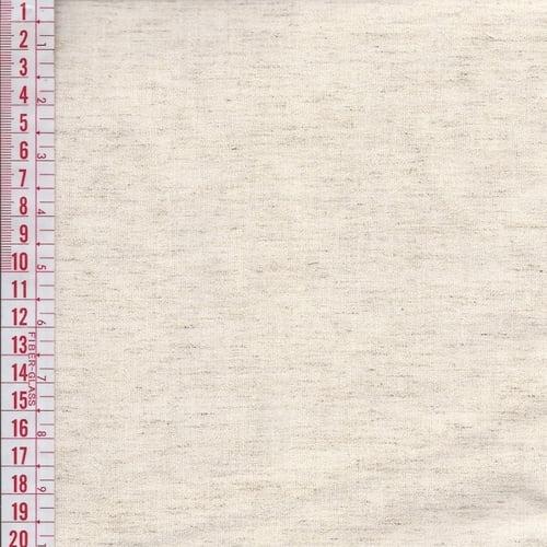 Tecido linho misto Belga - cor crú -  CrisMazzer