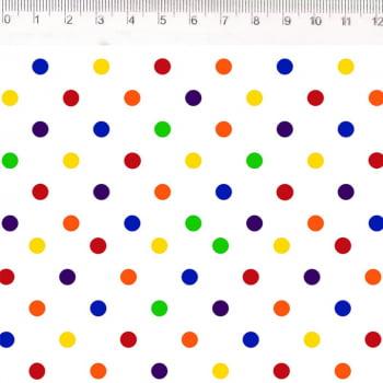 Tecido tricoline - Coleção Joy  Xadrez Colorido   - Fernando Maluhy