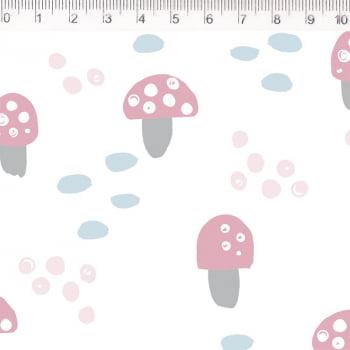 Pequeno Quintal - Cogumelos - Eliana Sposito  - Fernando Maluhy