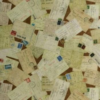 Tricoline - Cartas - Importado