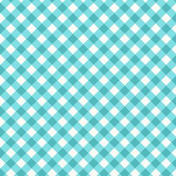 Xadrez azul - Coleção Signature Shabby - Fabricart