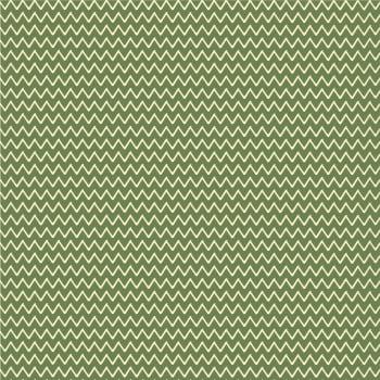 Chevron fundo verde - Coleção Safari - Fabricart