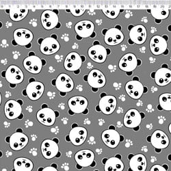 Carinhas Panda - Fernando Maluhy