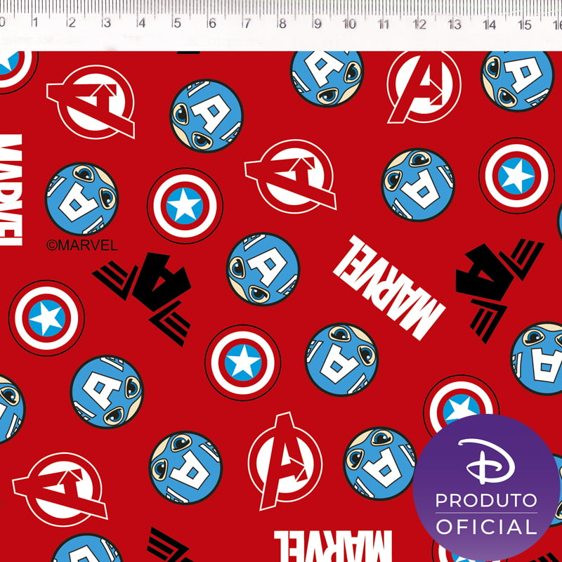 Capitão América - Coleção Marvel - Fernando Maluhy