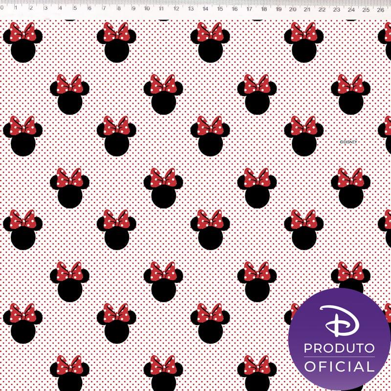 Silhueta Minnie Poá - Coleção Disney - Fernando Maluhy