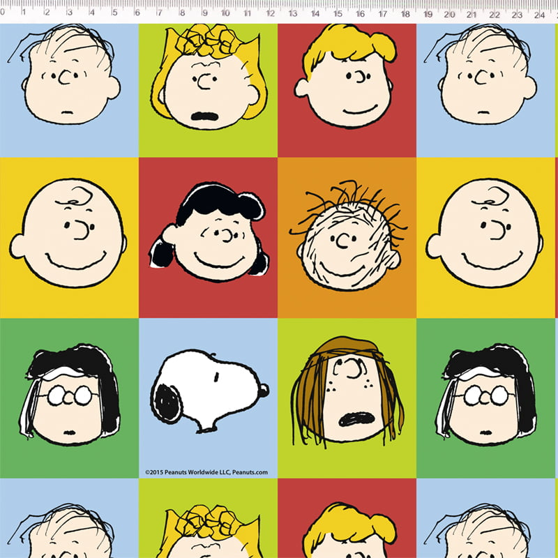 Snoopy Rostos– Fernando Maluhy