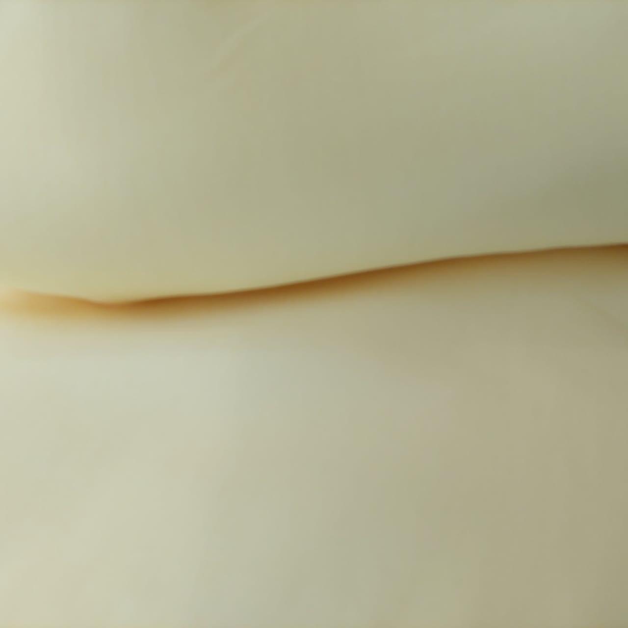 Tecido tricoline liso - cor amarelo bebê - 2,20 cm  largura - Fernando Maluhy